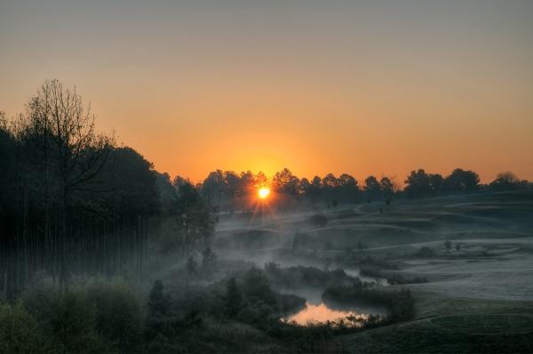 Raleigh Sunrise 20121111