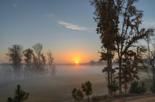Raleigh Sunrise 20121112