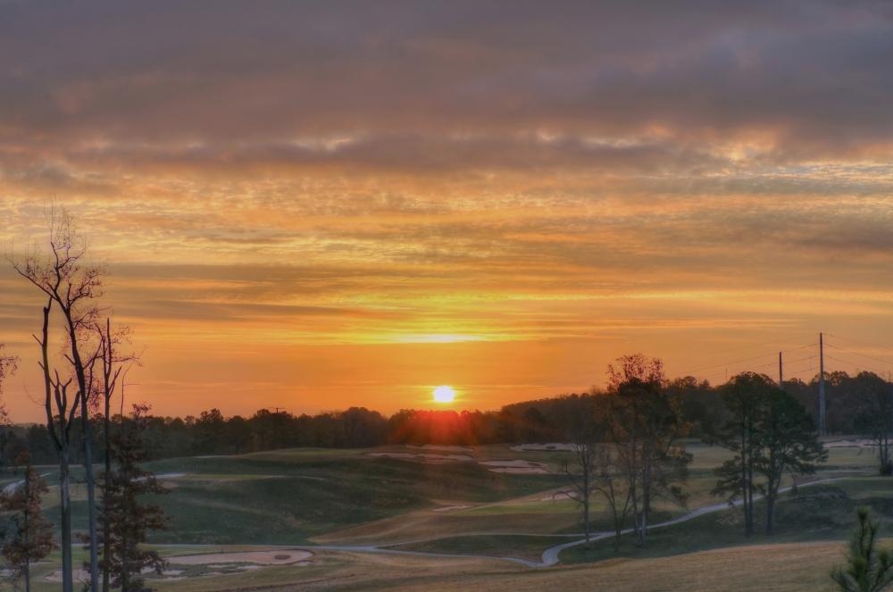 Raleigh Sunrise 20121120