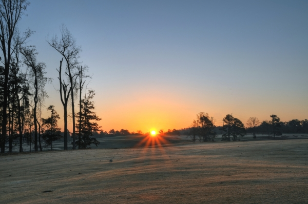 Raleigh Sunrise 20121121