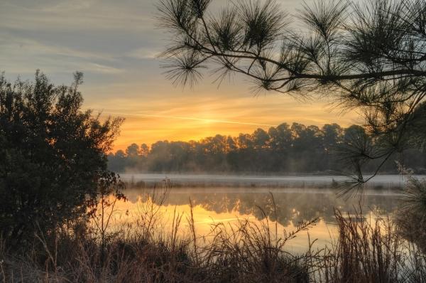 Raleigh Sunrise 20121130
