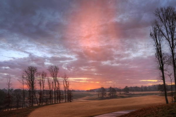 Raleigh Sunrise 20121209