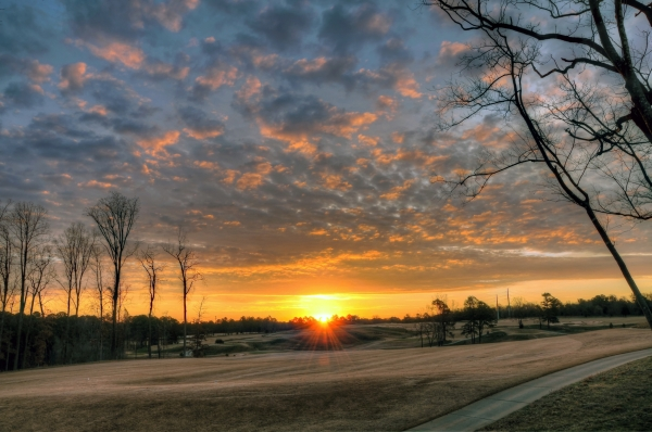 Raleigh Sunrise 20130219