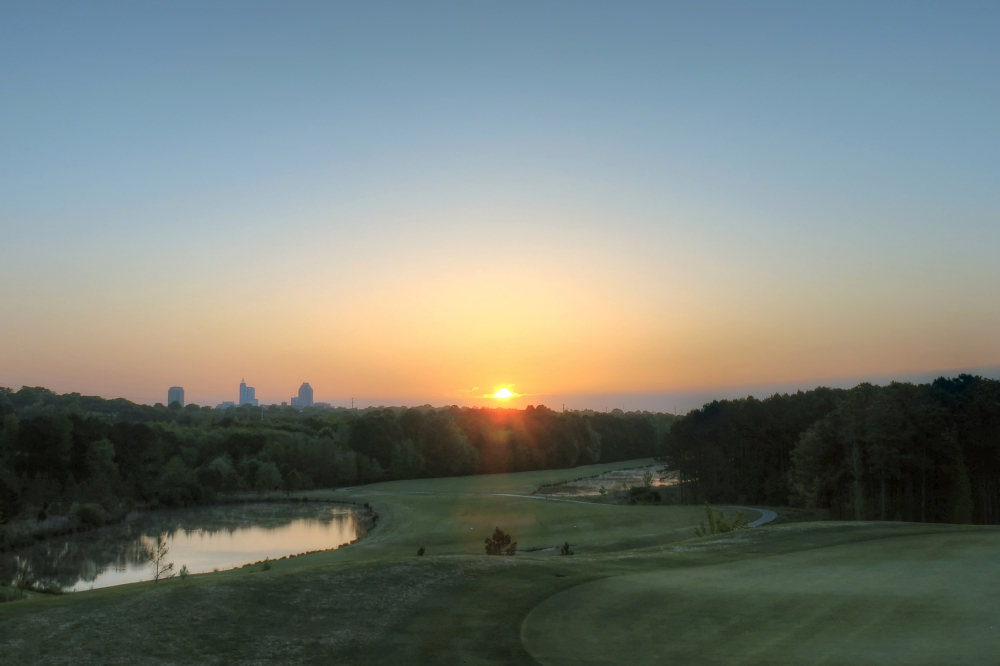Raleigh Sunrise 20130422