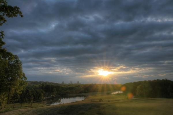 Raleigh Sunrise 20130425