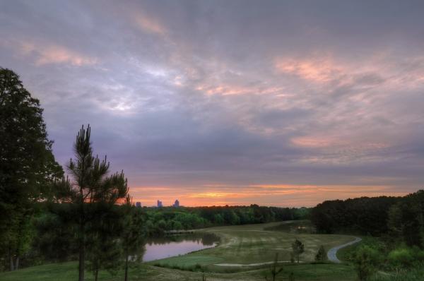 Raleigh Sunrise 20130428