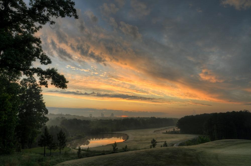 Raleigh Sunrise 20130507