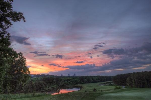 Raleigh Sunrise 20130513