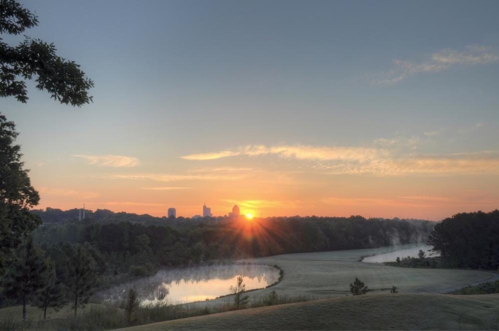 Raleigh Sunrise 20130514