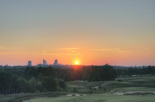 Raleigh Sunrise 20130516