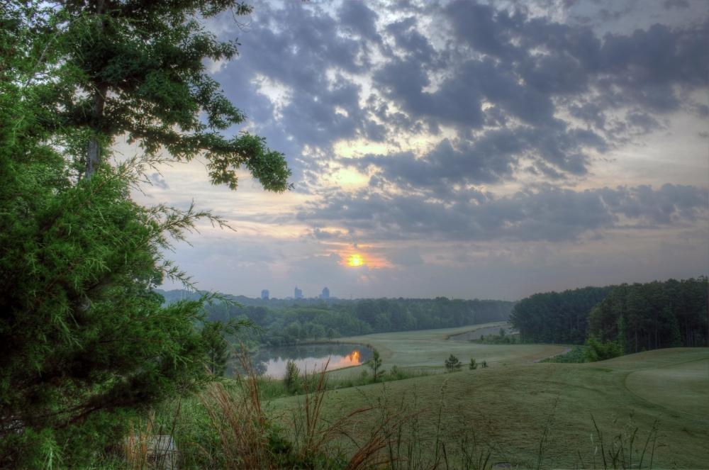Raleigh Sunrise 20130518