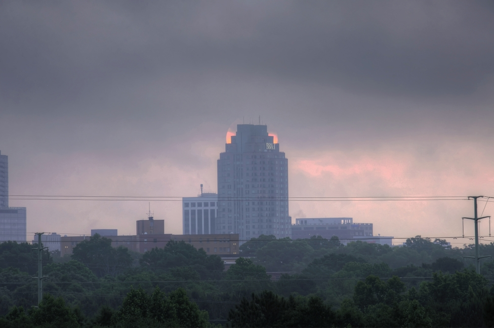 Raleigh Sunrise 20130522