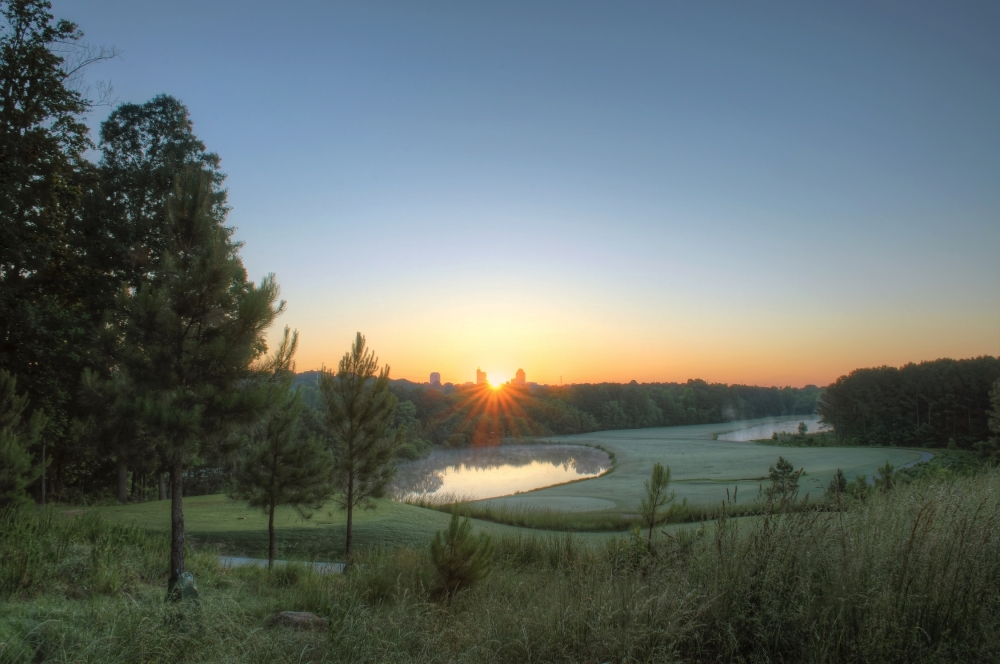 Raleigh Sunrise 20130525