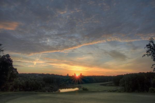 Raleigh Sunrise 20130526