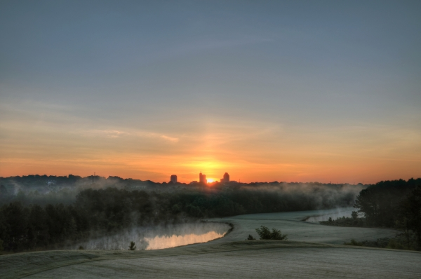 Raleigh Sunrise 20130527
