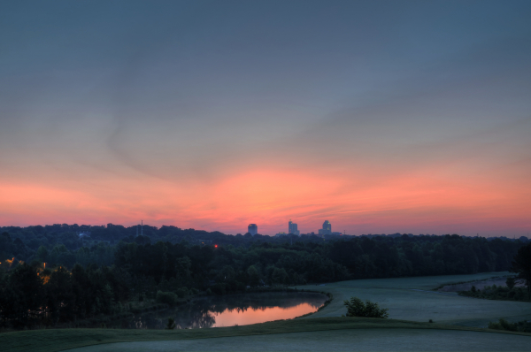 Raleigh Sunrise 20130528