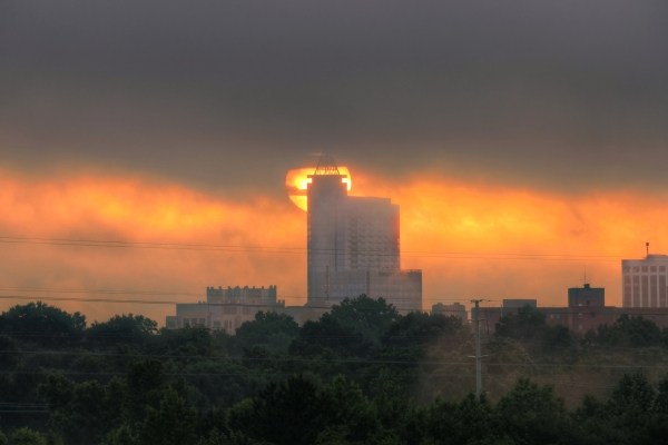 Raleigh Sunrise 20130608