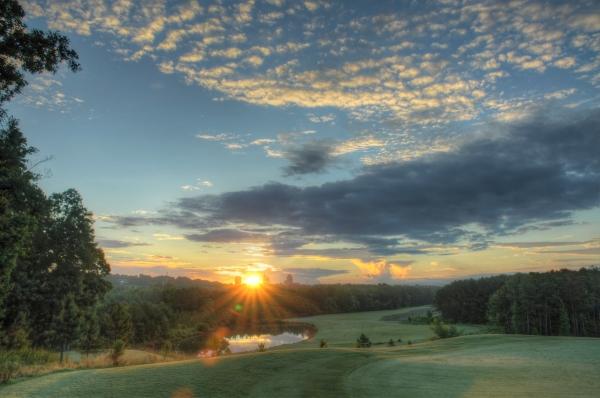 Raleigh Sunrise 20130623