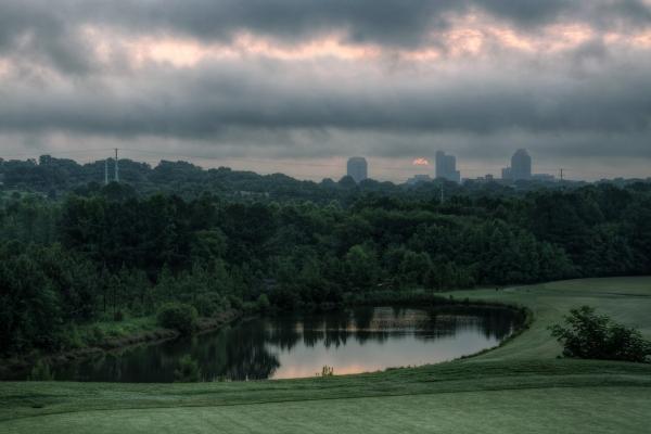 Raleigh Sunrise 20130627