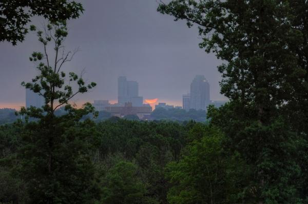 Raleigh Sunrise 20130628