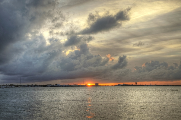 Atlantic Beach Sunrise 20130709
