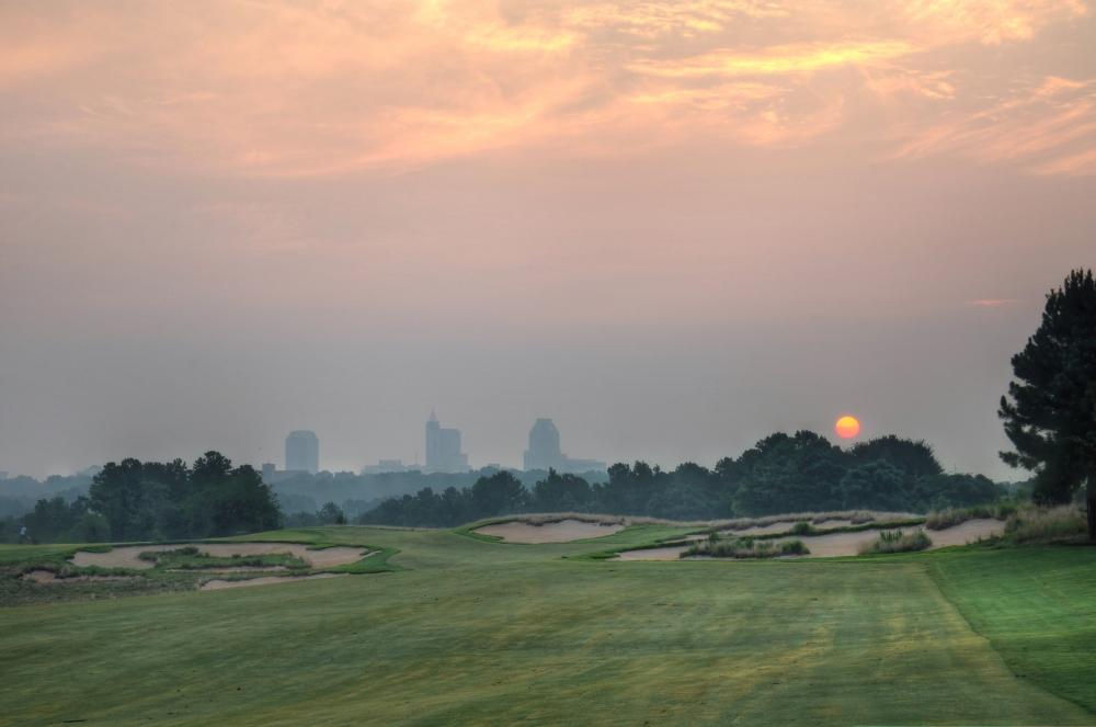 Raleigh Sunrise 20130718