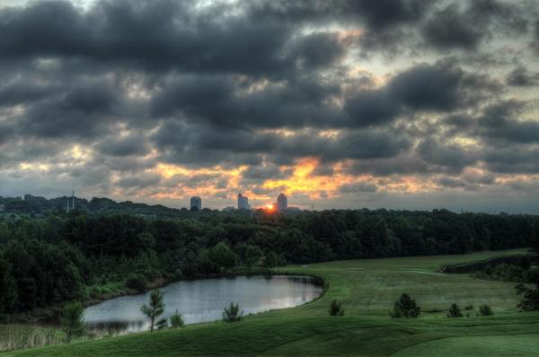 Raleigh Sunrise 20130720
