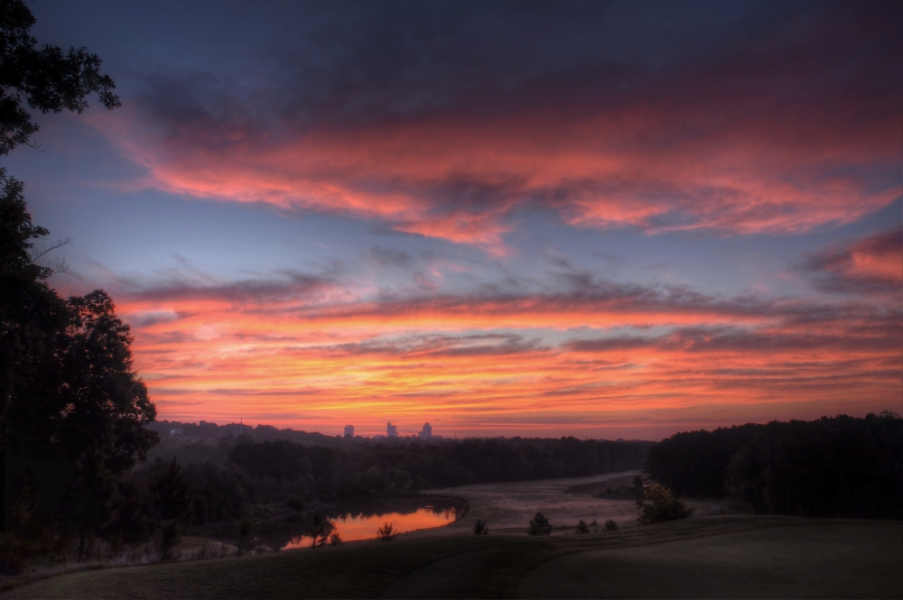 Raleigh Sunrise 20130724