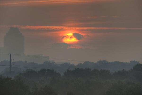 Raleigh Sunrise 20130727