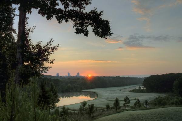Raleigh Sunrise 20130805