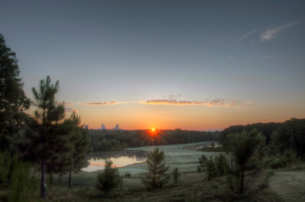 Raleigh Sunrise 20130816