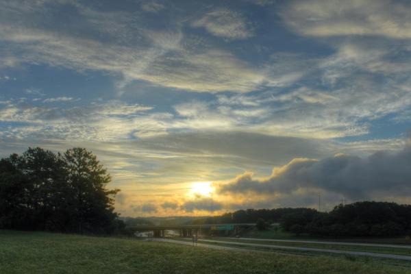 Cary Sunrise 20130818