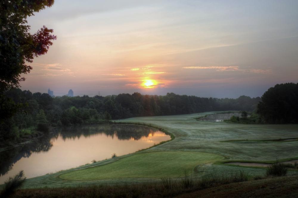 Raleigh Sunrise 20130823