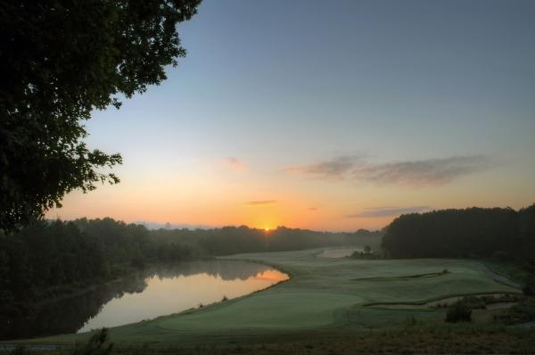 Raleigh Sunrise 20130830