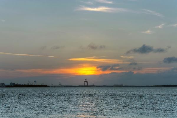Atlantic Beach Sunrise 20130901