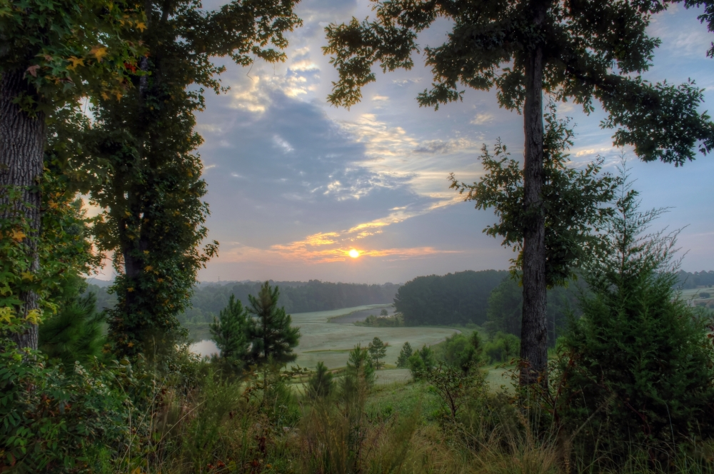 Raleigh Sunrise 20130903