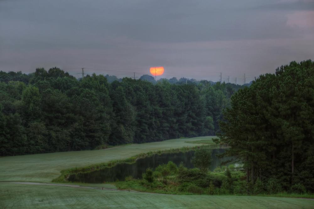 Raleigh Sunrise 20130904