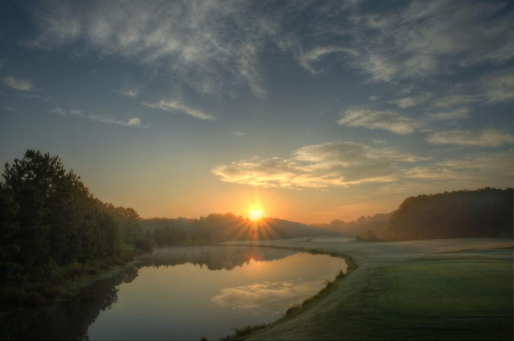Raleigh Sunrise 20130905