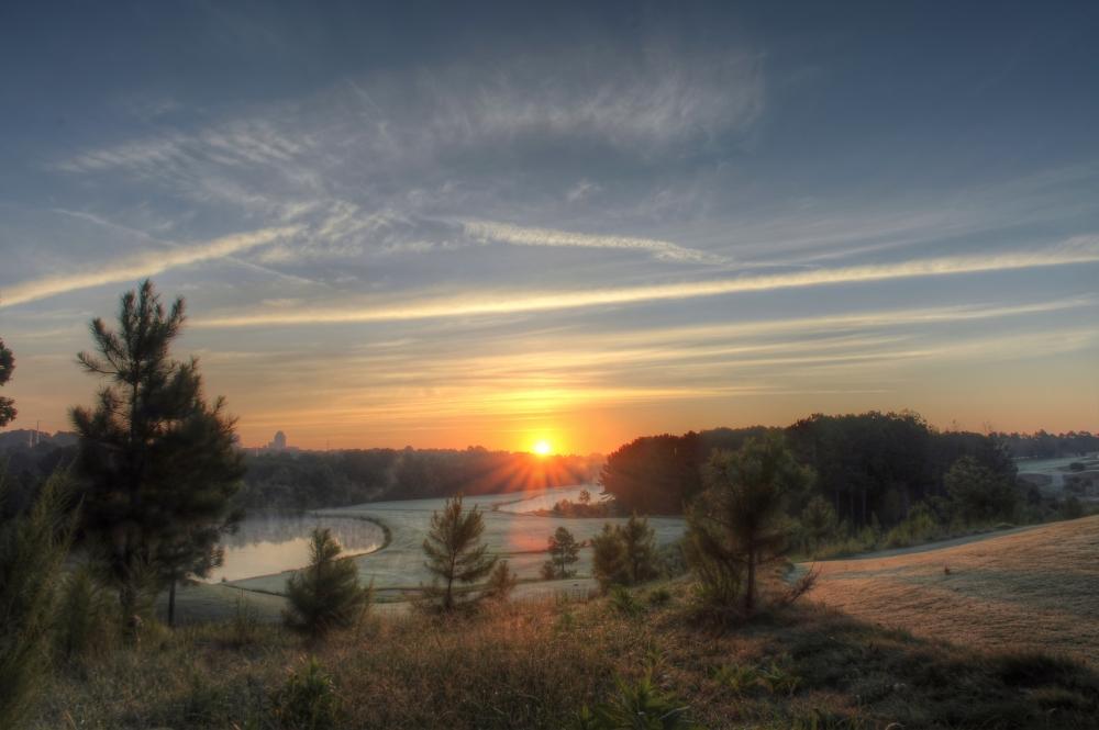 Raleigh Sunrise 20130907q