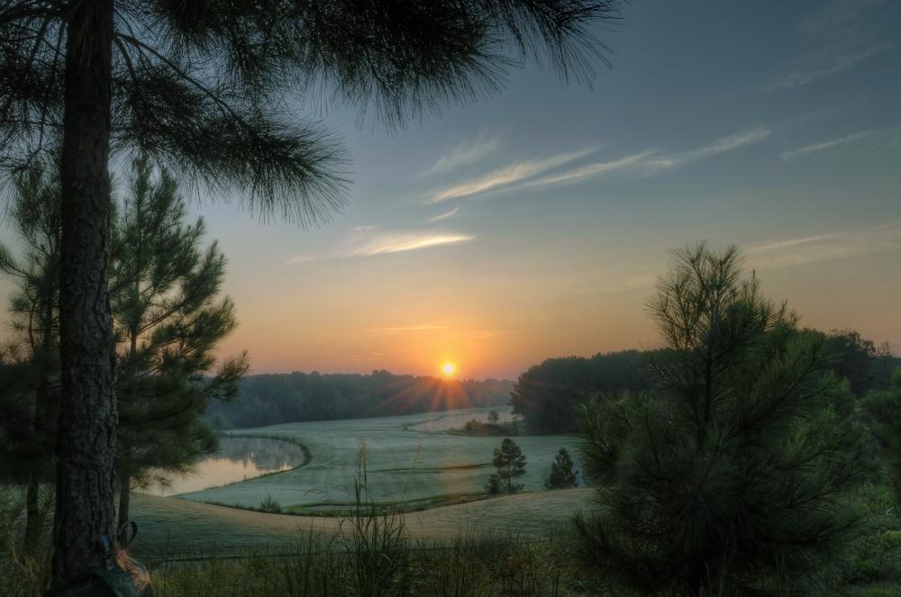 Raleigh Sunrise 20130908