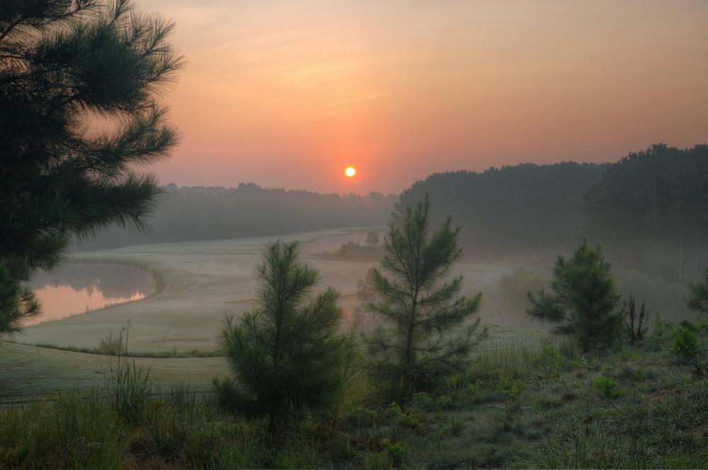 Raleigh Sunrise 20130910