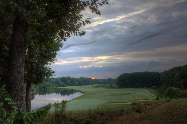 Raleigh Sunrise 20130913
