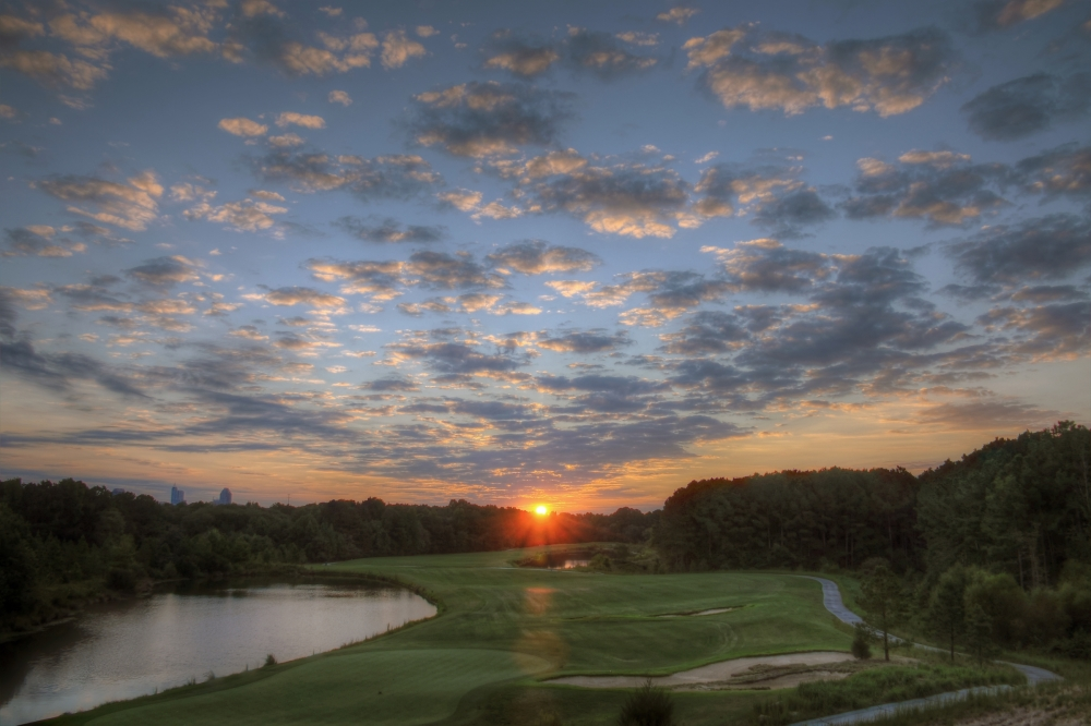 Raleigh Sunrise 20130914