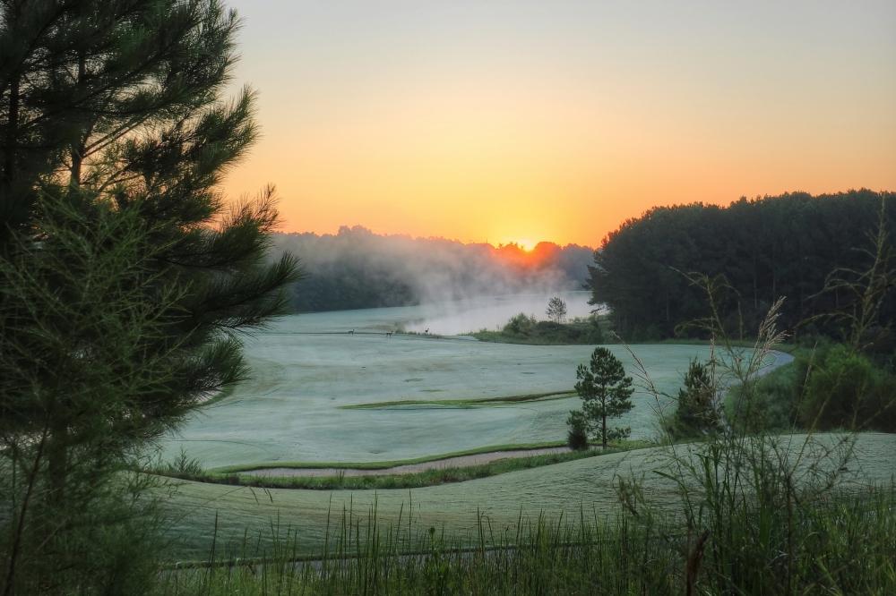 Raleigh Sunrise 20130915