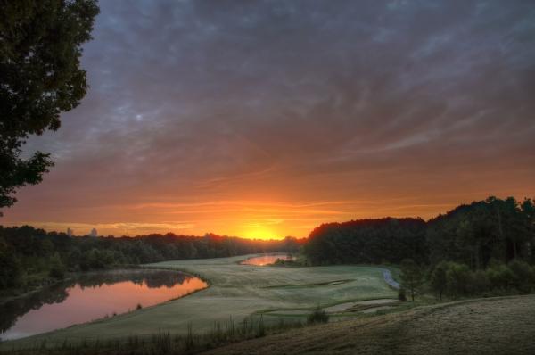Raleigh Sunrise 20130919