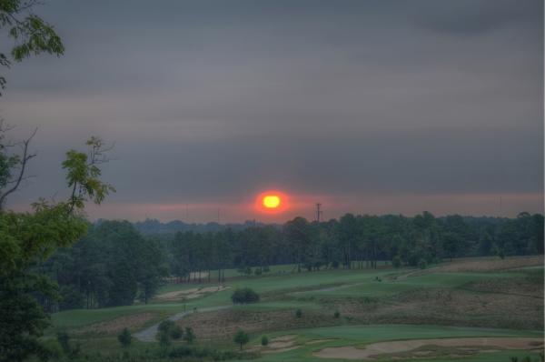 Raleigh Sunrise 20130920