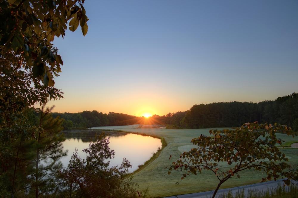 Raleigh Sunrise 20130928