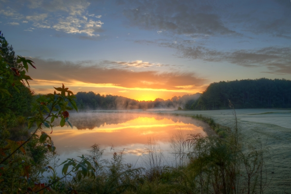 Raleigh Sunrise 20130930