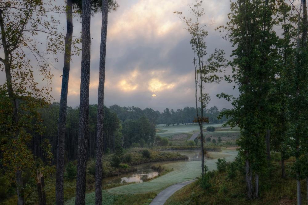 Raleigh Sunrise 20131015