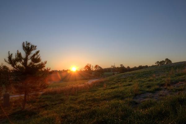 Raleigh Sunrise 20131024